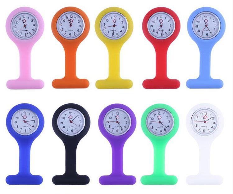 041754dcf43 Multi Função de Enfermagem De Médicos do sexo Masculino E Feminino Relógio  de Bolso Enfermeira