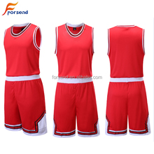 Gut aussehende y design sublimierte kunden rot <span class=keywords><strong>basketball</strong></span> jersey made in china