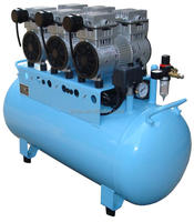 High Quality Silent oil-free compressor best dental air compressor lab use low noise longer life