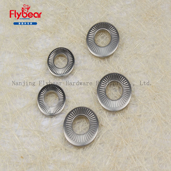 Knurling Disc Washer Nf E 25-511
