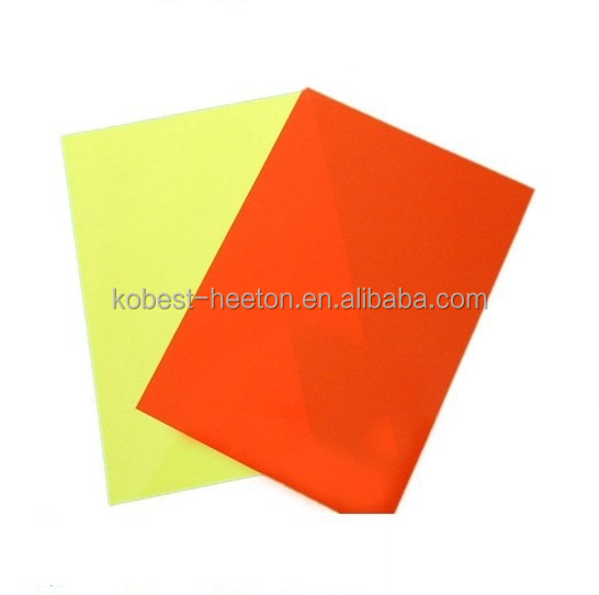 high quality eco friendly 1mm manufacturer made pp plastic sheet