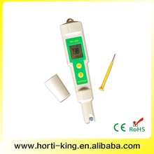 Electronic ph meter pen type for hydroponics in garden