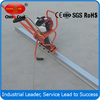 walk-behind concrete level screed with gasoline power