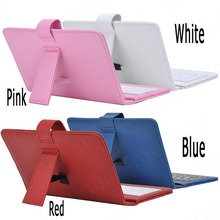 Free shipping Tablet PC PDA Android Cover Case PU Leather keyboard for tablet capa tablet 9 tablet accessories