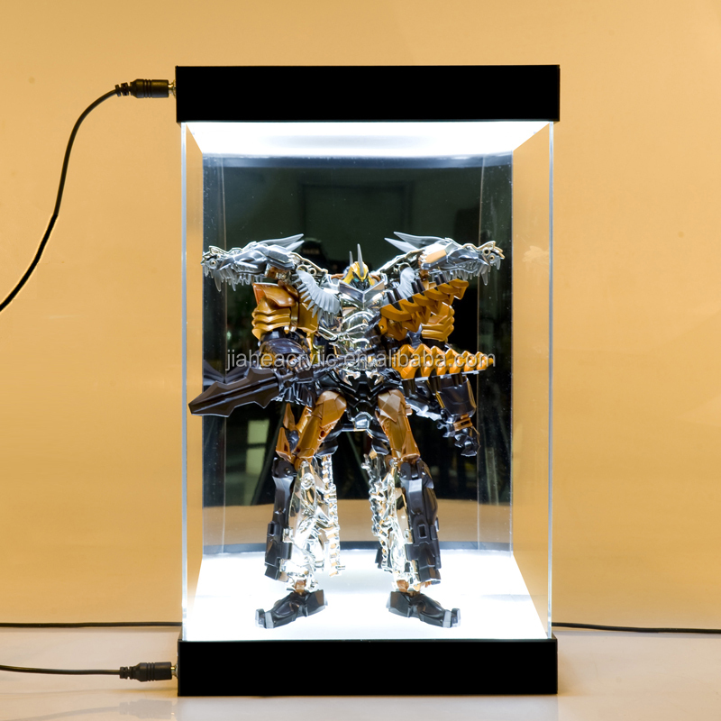 Perspex/plexiglass Handmade Led Illuminate Acrylic Box ...