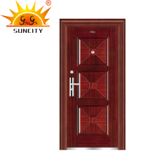 SC-S028 Awesome price ghana steel door model price