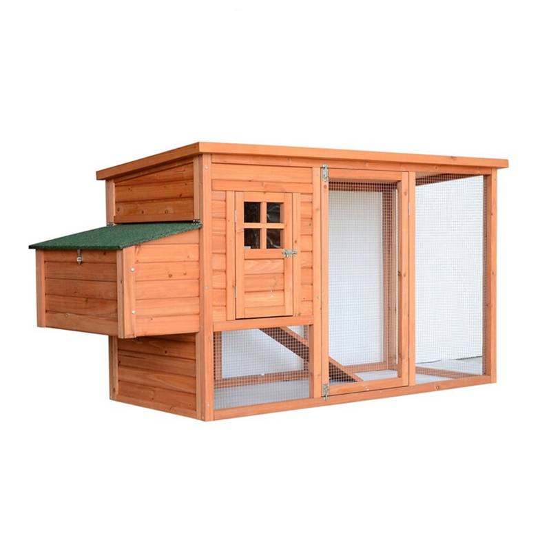 Petseden Fir Wood Wooden Pet House Chicken Coop