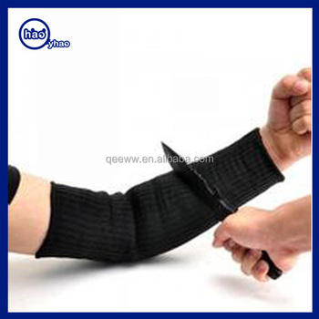 Yhao Amazon Supplier Wholesale Good Quality Protective Arm Level 5 Cut  Resistant Sleeve - Buy Cut Resistant Sleeve,Anti Cut Sleeves,Level 5  Protective