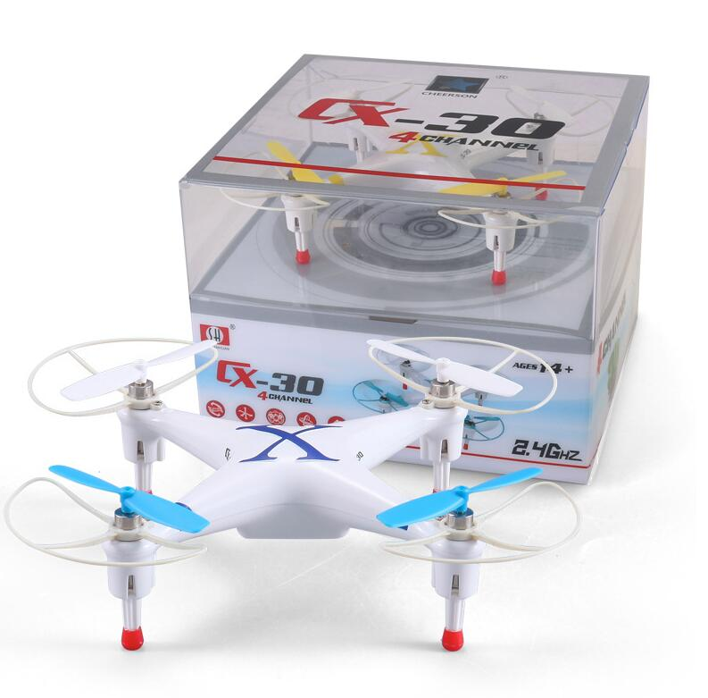 Four Colors Cheerson CX30W CX-30W Drone With Hd Camera Fpv WiFi FPV Real Time Video RC Quadcopter for Kid Fun