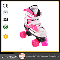 Fit perfectly Attractive design roller skate shoe quad speed skates