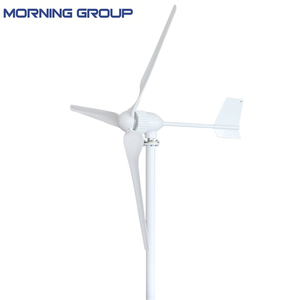 M4 600W 700W Wind Power Turbine Generator 24V 48V Windmill with Low Star-Up Wind Speed of 3 Blades