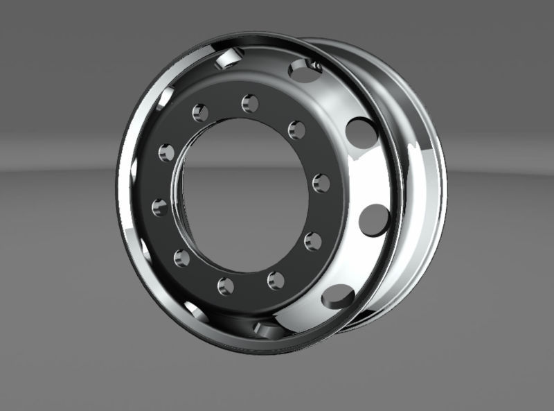 We Are Forged Alloy Wheel Factory----17.5 Alloy 6 Stud Truck Alloy ...