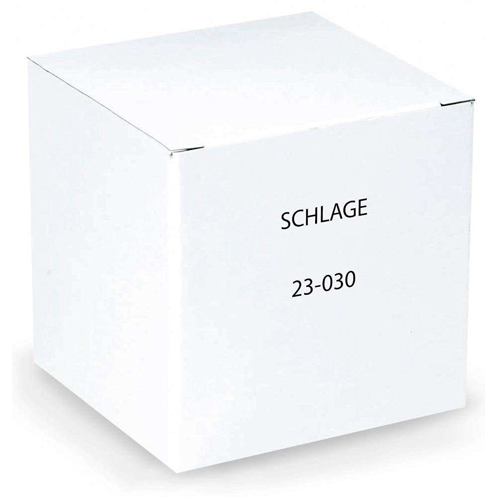Schlage 23-030 Figure 8 Full Size Interchangeable Core (FSIC) with Schlage C Key, Satin Chrome