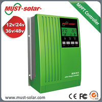 China Famous Brand High Quality PC1600A Series mppt solar charge controller inverter