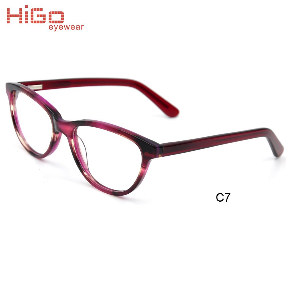 Chelsea Morgan Eyewear Frames Gafas Optical 2017 Acetate Glasses ...