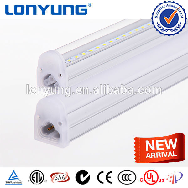 ETL, UL Classified Energy Efficient Led Light T5 Integrated Linkable up to 200W Office Led Light T5 Tube Integrated Light with D