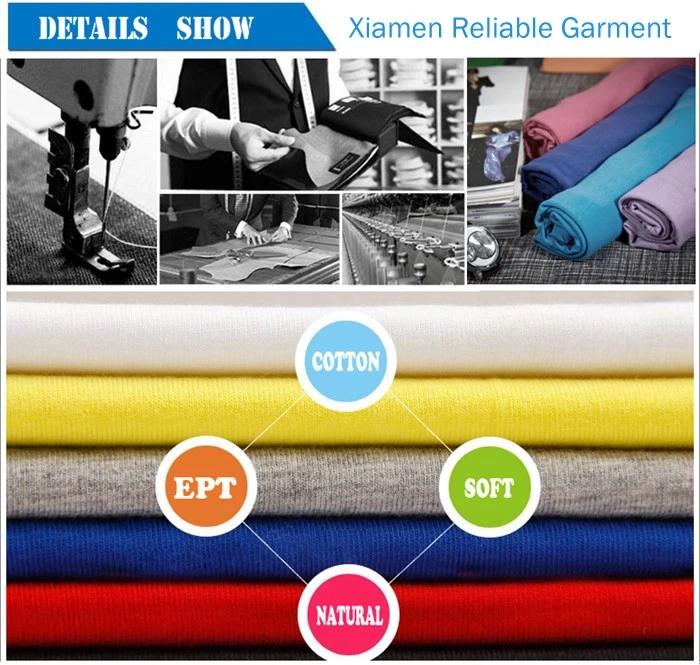 Top quality custom t shirt men  print cotton spandex plain men's cotton t-shirt