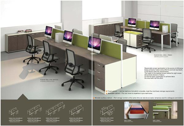 Metri Quadri Ufficio Persona : Migliori persona ufficio moderno postazione di lavoro modulare