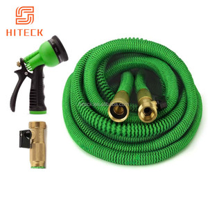 Good price various Sizes cleaning expanding hose 100ft for sale