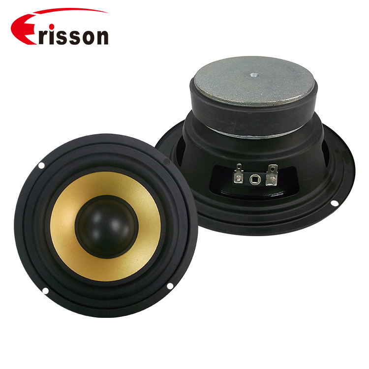 High Professional midbass 4ohm 50W 6inch midbass speaker