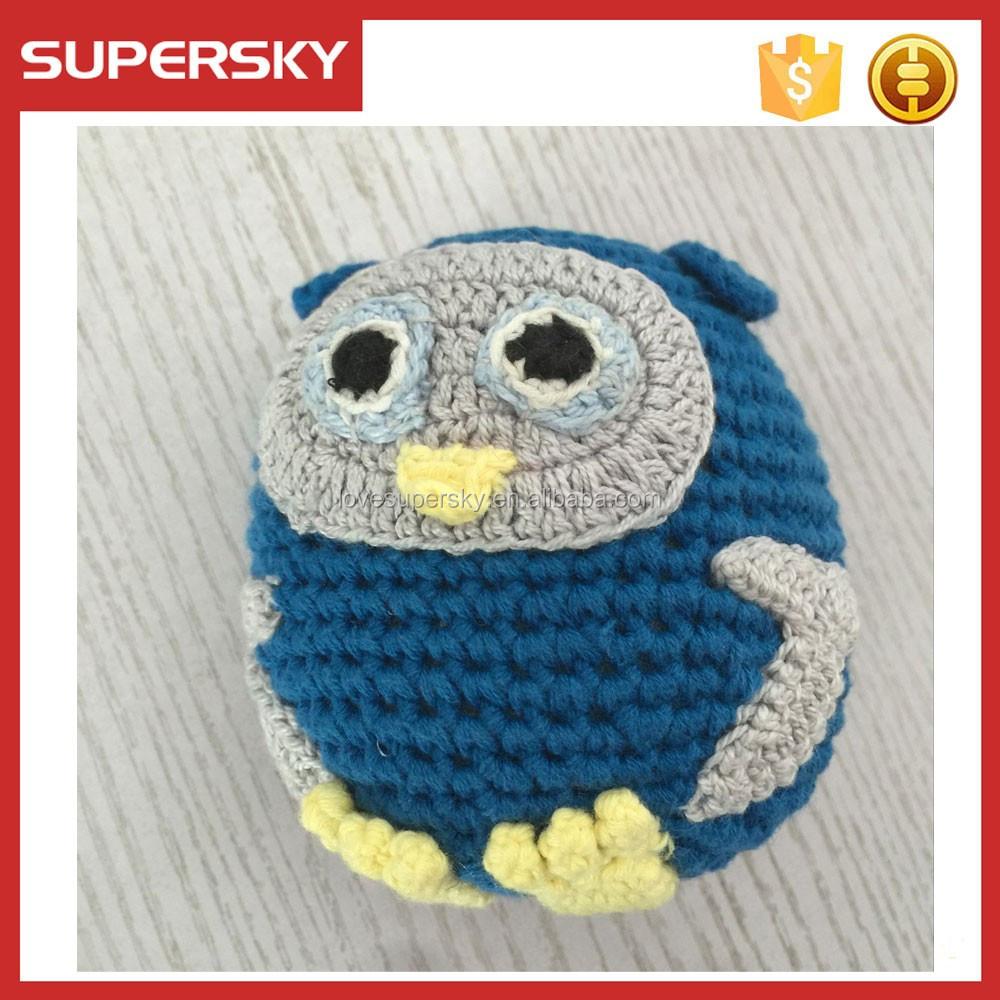 Amigurumipatterns.net - Creations - Sleepy Owl from Cuddly ... | 1000x1000