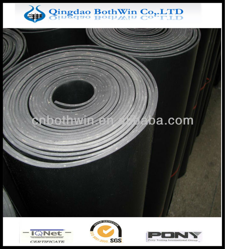 industrial rubber products/rubber sheet/mat