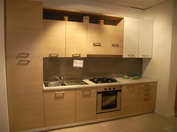 Melamine Face Board Affordable Modern Kitchen Cabinets,Kitchen ...