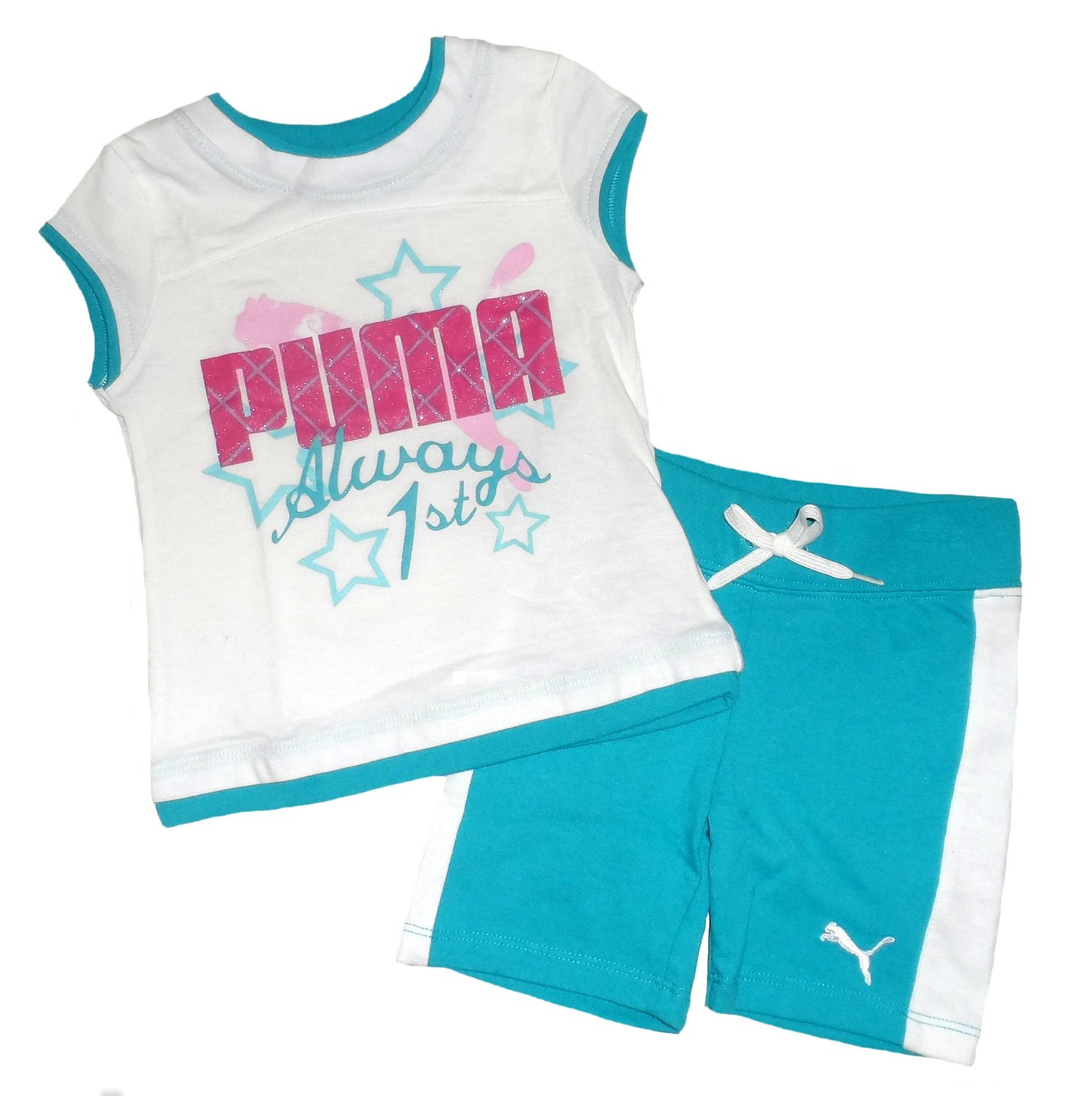 abc4629aef9 Get Quotations · Puma Toddler Little Girls