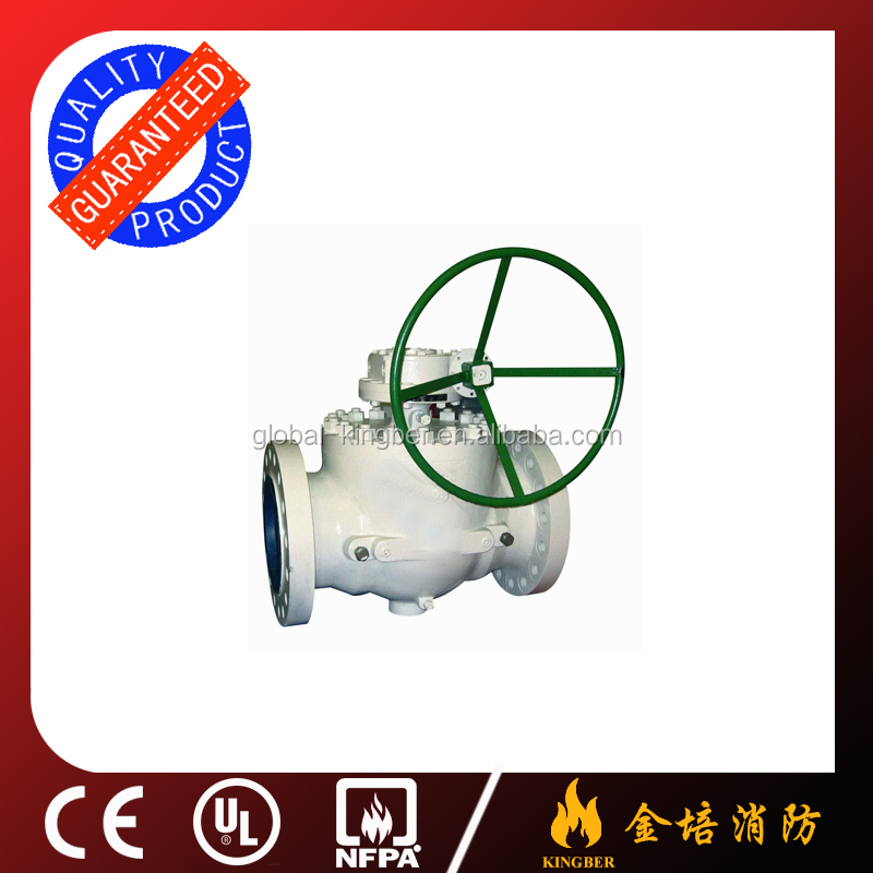 Kingber high quality Top entry type ball valve with made in china