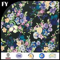 Factory direct custom high quality digital printing cotton fabric printed vintage