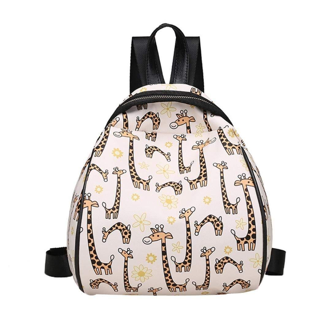 FitfulVan Clearance! Hot sale! Bags, FitfulVan Cartoon School Bags Girl School Backpacks School Bags Backpacks (White)