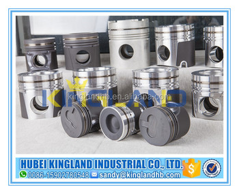 3 Rings Dia 86mm Length 84 5mm Alfin Diesel Engine C240(turbo) Piston Kit  5-12111-225-05-12111-137-0 - Buy 5-12111-225-0, 5-12111-137-0,Piston