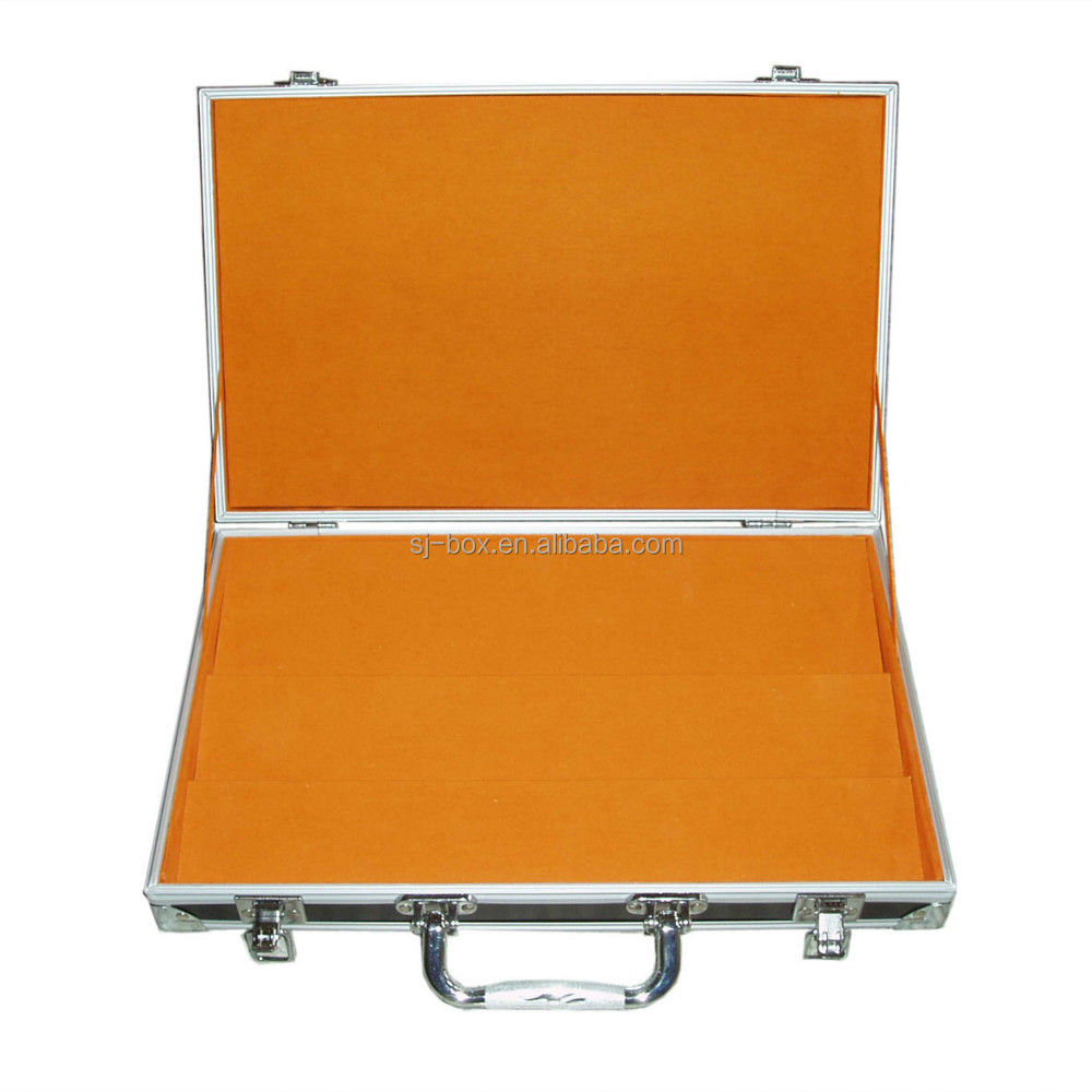 Aluminum Carrying Sample Display Case