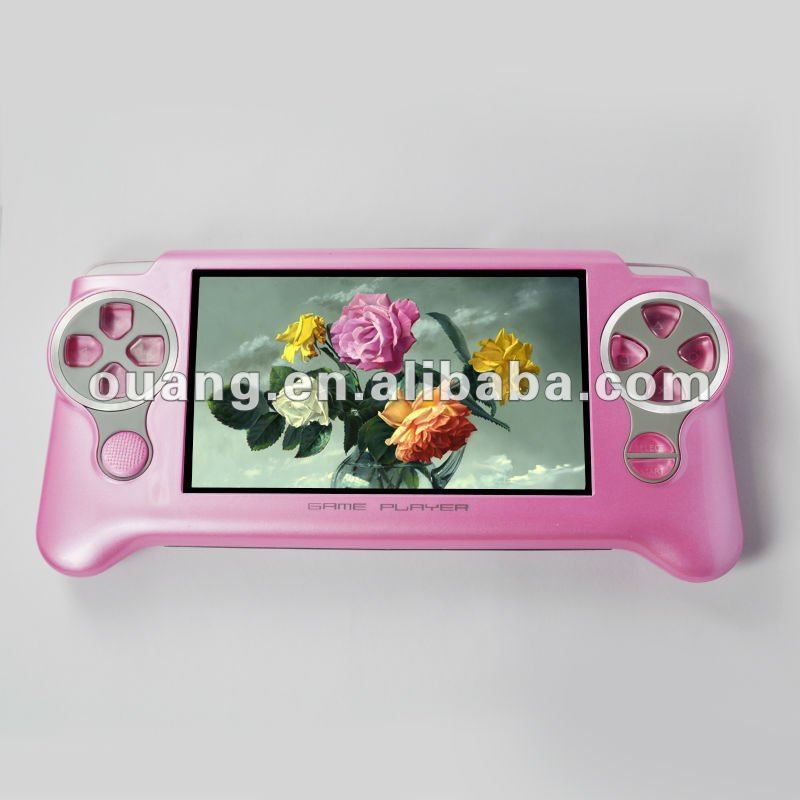 Game player MP5 music player ,MP6 player China Factory