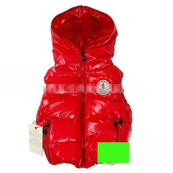 2015 Children's down jacket new winter clothing Hooded girls fur vest for Kids Hoodies Coat and jackets colete infantil menino