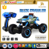 Free Shipping High quality 1:14 2.4G 4 wheel drive rc rock crawler electric toy car for big kids