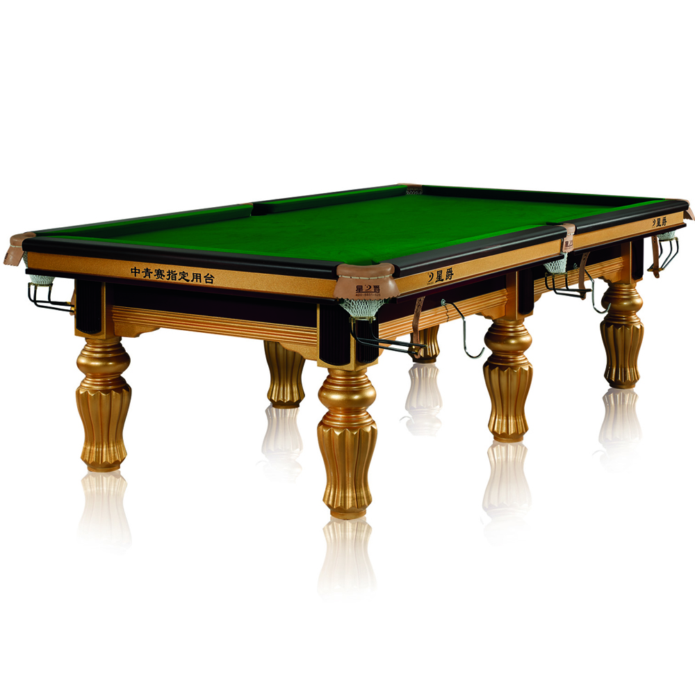 Best price of french billiard tables made in China
