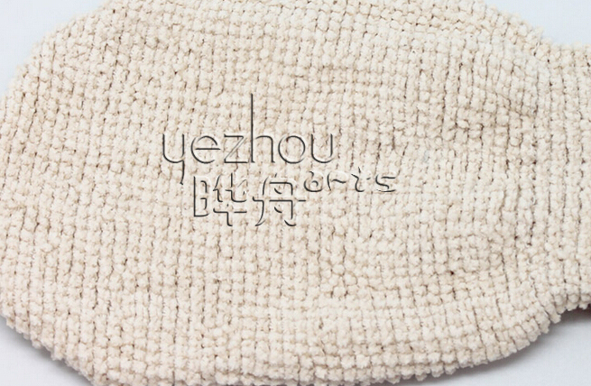 Yiwu Yezhou Natürliches Ramie Body Bath & ShowerExfoliating mitt