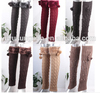 New fashion leg warmers boot cuffs leg warmers with faux fur cuffs