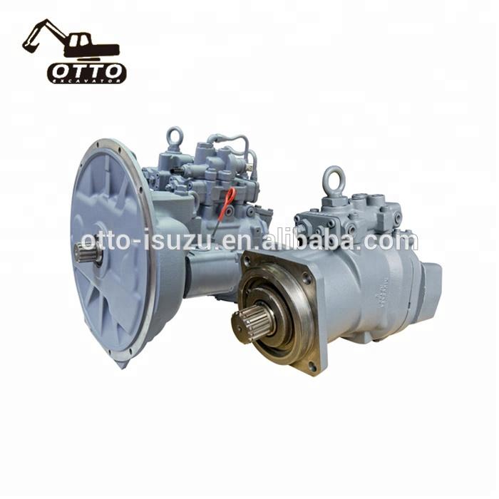 HPV102 Hydraulic Piston Pump For ZX230 Hitachi Hydraulic Pump 9150726 9152668