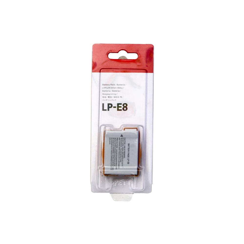 72v 1120mah Lithium Battery Pack Lp E8 For Canon Eos 550d 600d 650d E81 Cp