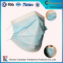 New design high quality disposable medical face mask for sand&dust prevention