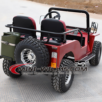Mini Willys with Rear engine rear drive gasoline mini car