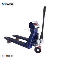 Hand Weigh scale Manual Pallet Truck