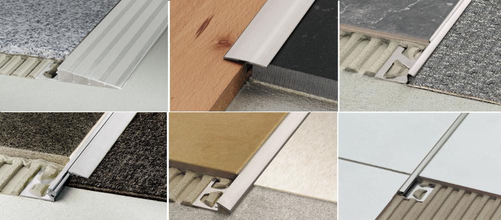 Low Price Aluminum Inner Ceramic Tile Corner Trim Aluminum