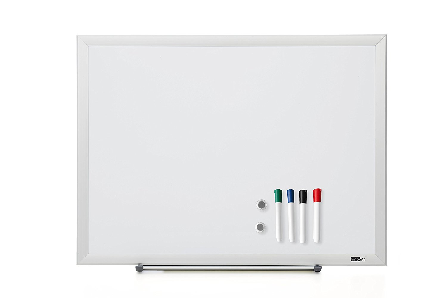 e58d998a6c7 Magnetic 36 x 48 Inch Dry Erase Board Whiteboard 4pcs colorful Dry Erase  Markers and 2pcs