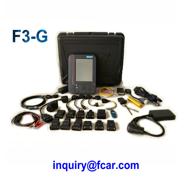 OBD2/OBD Automobile Diagnostic Scanner Expert, FCAR F5 G SCAN TOOL