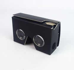 Custom Google Cardboard V2 Vr Cardboard 3D Vr Glasses For Marketing Campaign