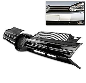 ZMAUTOPARTS VW Golf GTI/ Jetta MK6 Wagon Front Upper Hood Grille Grill Euro Style