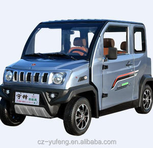 Yufeng jeep model smart electric passenger 4 wheels tricycle 4.5kw